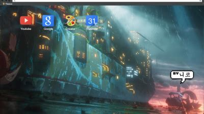 theme chrome momentum cyberpunk chrome themes themebeta