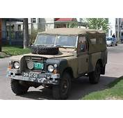 MotorVista Car Pictures  Old Land Rover Pic