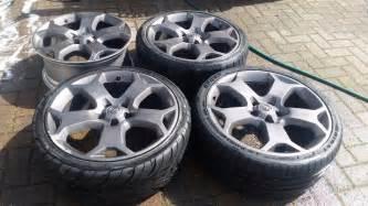Vauxhall 19 Snowflake Alloy Wheels 19 Quot Vauxhall Snowflake Alloys Astra Vectra Zafira Sri Gsi
