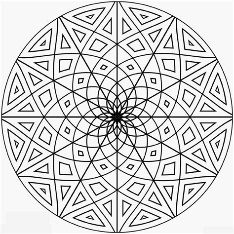 mandala coloring pages free printable coloring pages free coloring pages detailed