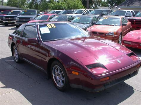 1988 Nissan 300zx For Sale by 1988 Nissan 300zx For Sale Carsforsale