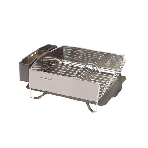 Kitchenaid Dish Rack by Stainless Steel Dish Rack Pfaltzgraff Kitchenware