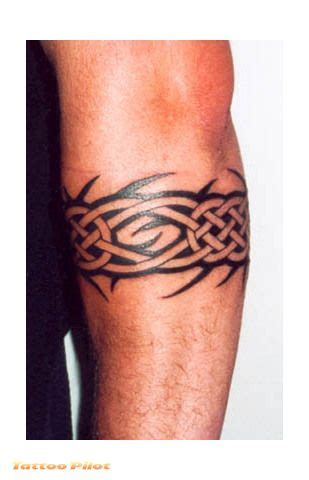 tribal band tattoos for men tribal armband for