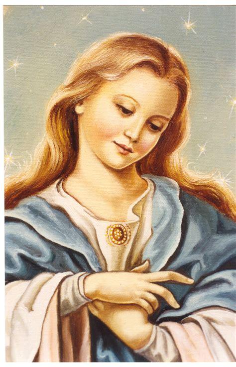 imagenes de la virgen maria de joven nuestra vida es cristo diciembre 2011