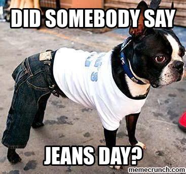 jean meme did somebody say day