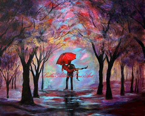 what to get art loving couple for xmas in painting hugging