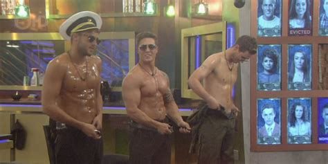 imagenes hot big brother 2015 big brother cristian marc and danny strip off in sexy