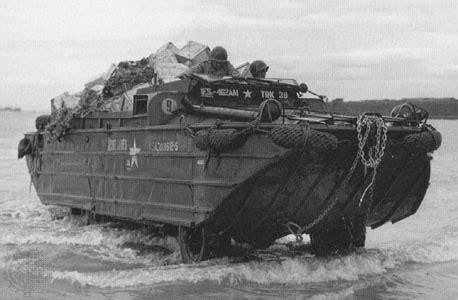 duck boat acronym dukw hibious vehicle britannica