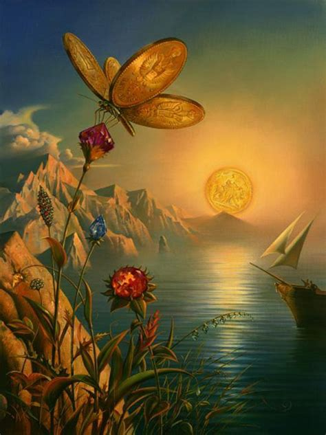 imagenes de surrealismo y sus pintores las pinturas surrealistas de vladimir kush arte