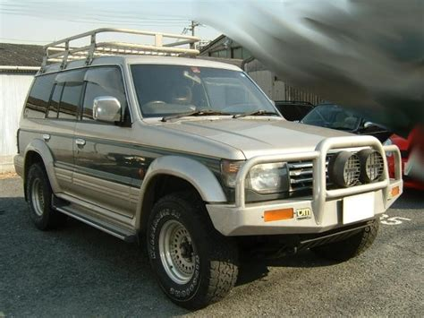 service manual small engine maintenance and repair 1991 mitsubishi pajero security system