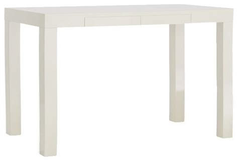 Parson S Desk With Drawers White Modern Desks And Parsons Desk With Drawers White