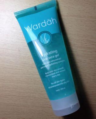 Berapa Harga Wardah Aloe Vera harga wardah hydrating aloe vera gel untuk kulit