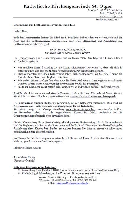 Muster Einladung Erstkommunion Erstkommunion Und Mehr Juni 2015