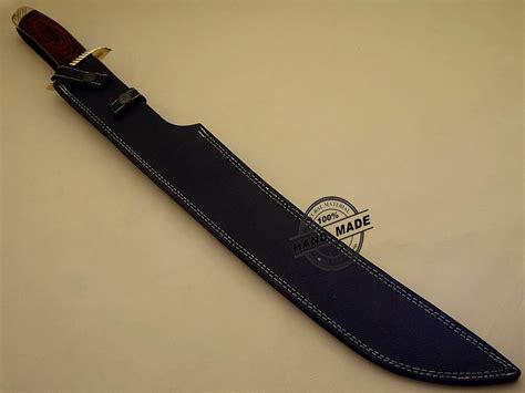 Best Handmade Knives - best damascus sword custom handmade damascus steel