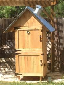 Build A Brick Oven Backyard How To Build A Timber Smoker Diy Projects For Everyone