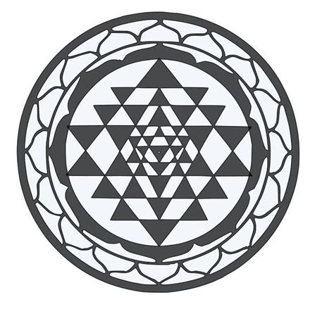 sri yantra tattoo designs best 25 sri yantra ideas on sri yantra