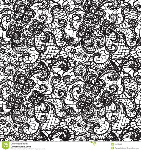 flower pattern lace white lace background lace black seamless pattern with