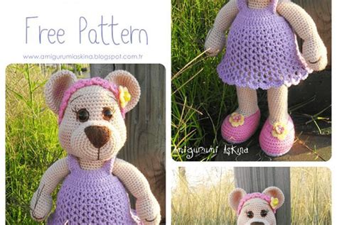 squirrel amigurumi crochet pattern the magic loop the 129 best images about poornima on pinterest free