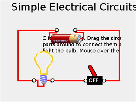 a simple electric circuit simple electrical circuits on scratch
