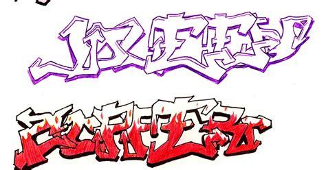 Drawing Tools Stylush M A K graffiti names new graffiti