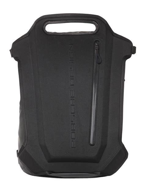 Porsche Design Rucksack by Porsche Design Element Waterproof Ski Backpack In Black