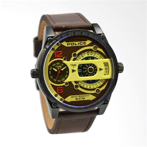 Jam Tangan Wanita Possil Leather Coklat Tua List Silver Analog jual leather jam tangan pria coklat tua hitam 14835jsu 12 harga