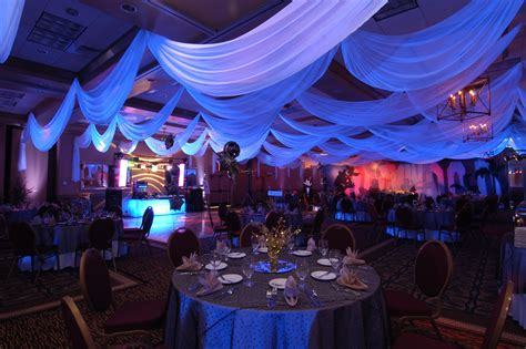 event draping w drapings custom event draping chiffon ceiling