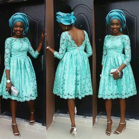 mint green aso ebi styles mint green vintage lace short prom dresses 2016 aso ebi