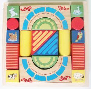 Balok Bangun A60 T Permainan Edukatif dan bermain mainan eukatif mainan kayu