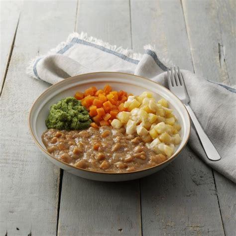 soft bite sized chicken vegetable casserole level  diet