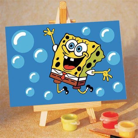 spongebob painting popular sponge bob painting buy cheap sponge bob painting