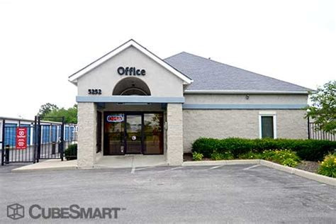 Post Office Hilliard Ohio by Self Storage Units At 5252 Nike Drive In Hilliard Oh