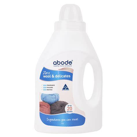Parfum Laundry Grade A abode wool wash sensitive fragrance free nourished australia