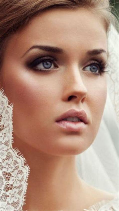 Makeup   Bride With Sass Wedding Day Makeup #2188878