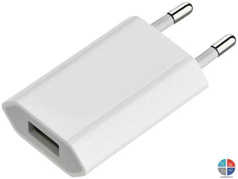 chargeur apple origine a1400 pour iphone et