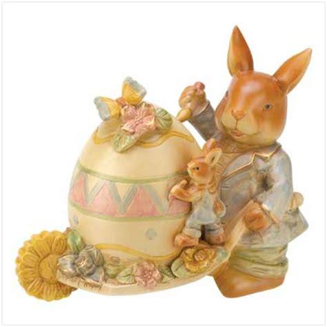 Vintage Easter Figurine Shop Collectibles - vintage style easter figurines easter collectibles