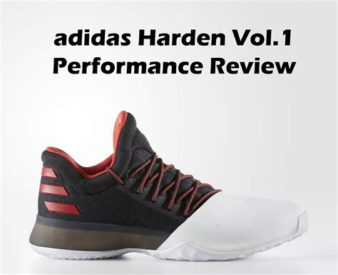 basketball shoe performance reviews adidas harden vol 1 performance review the best