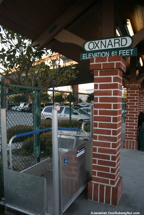 oxnard metrolink ventura county line amtrak pacific