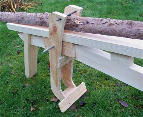 Bowyer S Diary Shave Horse