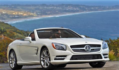 mercedes recalls new sl roadster due to risk