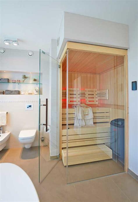 Badezimmer Mit Sauna by Sauna Badezimmer Design F 252 R Ihre Bequemlichkeit
