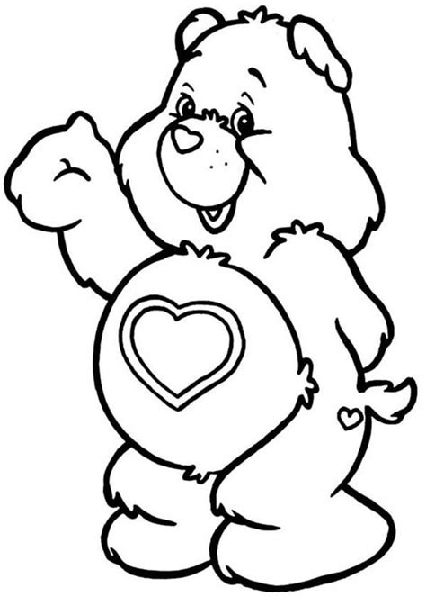 The Lorax Bears Coloring Pages by The Bearboat Coloring Pages Coloring Home