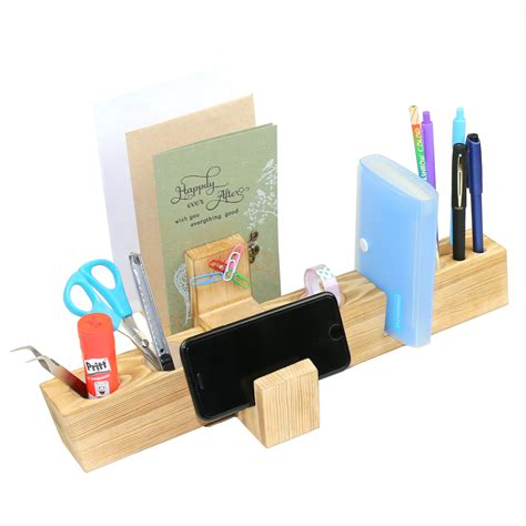 Handmade Office Gifts - wood handmade s gift phone wallet pens rings