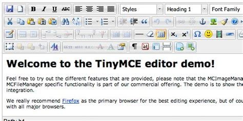 javascript tutorial text editor 10 feature packed javascript wysiwyg and rich text editors