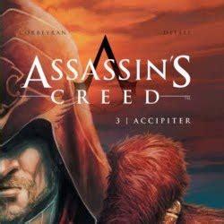 assassins creed volume 3 1782763104 rese 241 a express assassin 180 s creed vol 3 accipiter de fan a fan tu blog de cine series