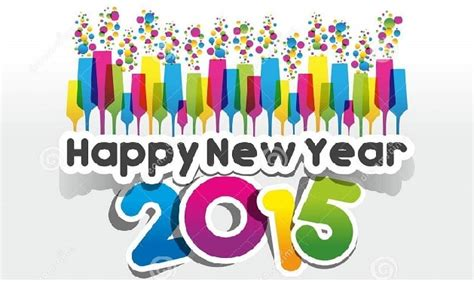 good bye 2014 welcome 2015 happy new year 2015