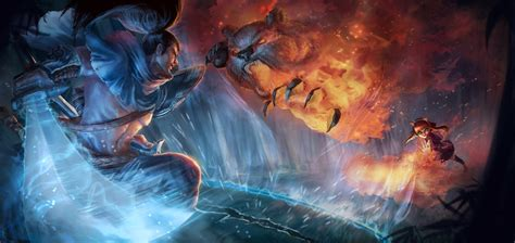 What Is The Difference Between A Contest And A Sweepstakes - league of legends contest yasuo vs annie by quanro on deviantart