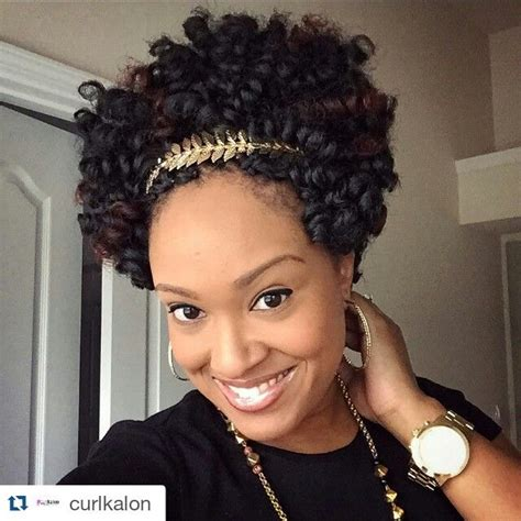 short crochet hairstyles for black women 17 best images about curlkalon on pinterest natural 10