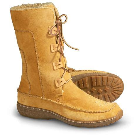 timberland womans boots s timberland 174 waterproof fauna boots wheat 156404