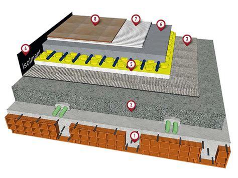sottofondo per pavimenti solai interpiano realizzazione di sottofondi alleggeriti